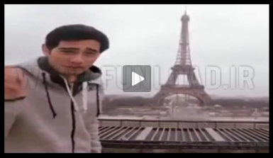 Eiffel Tower Paris funny clip