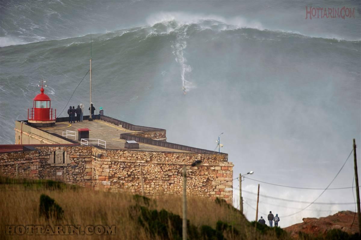 بزرگترین موج