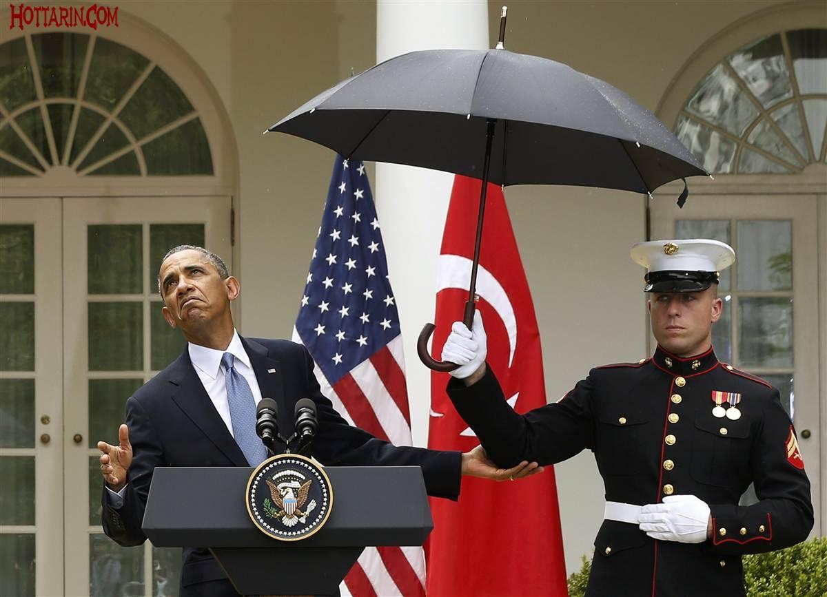 چتر اوباما