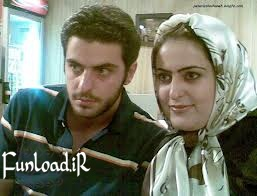 Seyyed Ali Zia and her sister