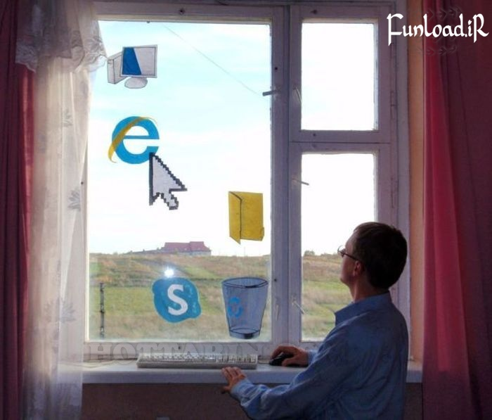 Working with a real Windows